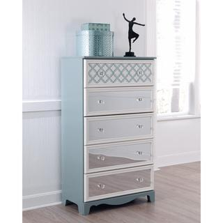 Signature Designs by Ashley 'Mivara' 5-drawer Reversible Panel Chest, Overstock.com