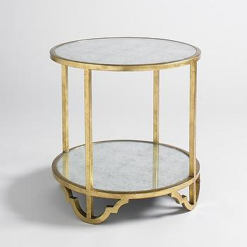 Moore Councill Open Minded End Table I AllModern