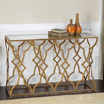 Uttermost Osea Console Table I AllModern