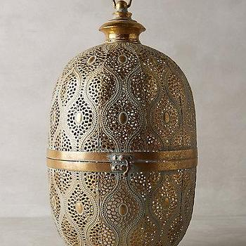 Tantallon Lantern I Anthropologie