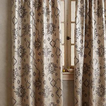 Copacati Curtain I Anthropologie