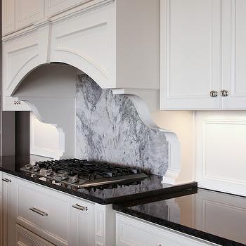 Nordic Black Granite Countertops, Transitional, Kitchen, CR  Home Design
