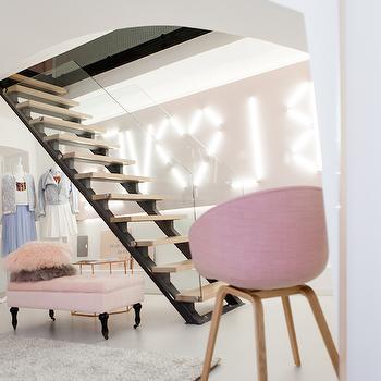 Pink Closet Design, Contemporary, Closet, Lena Terlutter