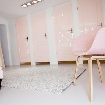 Pink Closets, Contemporary, Closet, Lena Terlutter