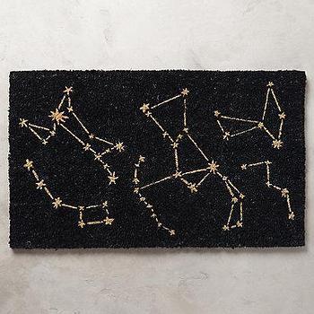 Star Path Doormat I Anthropologie