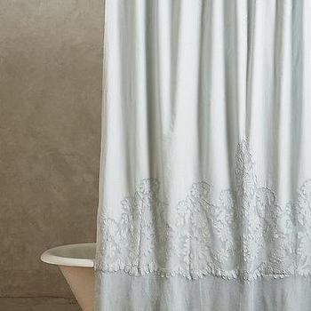 Sissonne Shower Curtain I Anthropologie