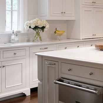 Cambria Torquay Countertops, Transitional, Kitchen, CR  Home Design