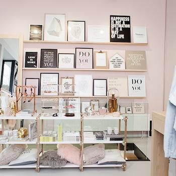 Pink Closet IDeas, Contemporary, Closet, Lena Terlutter
