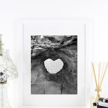 Heart Rock Photography Printable Print Digital Instant Download I Etsy