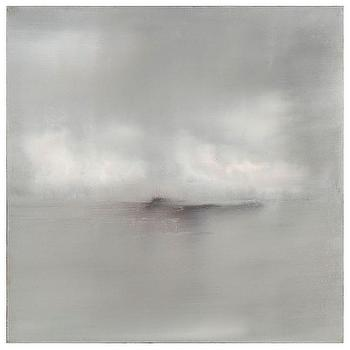 Haze I Stretched Canvas Art I Layla Grayce
