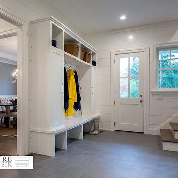 Informal Entry Ideas, Transitional, Laundry Room, Sir Development