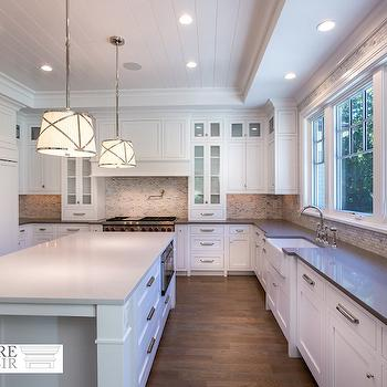 Mixed Counters in KItchen, Transitional, Kitchen, Sir Development
