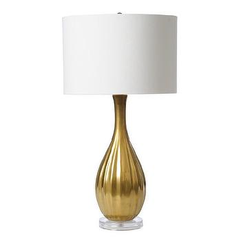 Park Avenue Gold Lampshade The Company Store