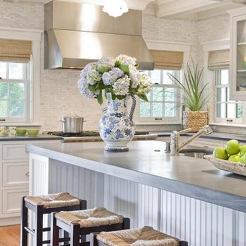 Kitchen With Soapstone Countertops Cottage Kitchen Design New England