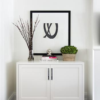 Foyer cabinet Ideas, Transitional, Entrance/foyer, Buchman Photo