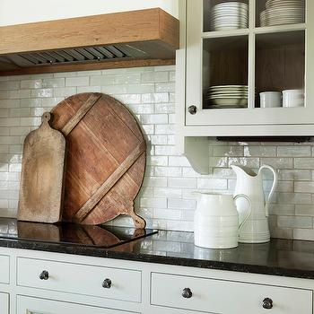 Kitchen with Ivory Cabinets, Transitional, Kitchen, Westbrook Interiors