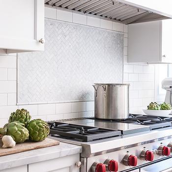 cooktop backspalsh ideas transitional kitchen marianne simon design