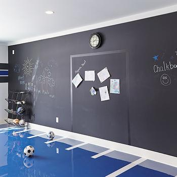 Basement Playroom Ideas, Transitional, Basement, Hendel Homes