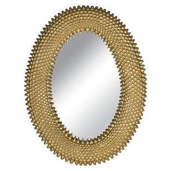 Safavieh Perugia Oval Mirror I Target