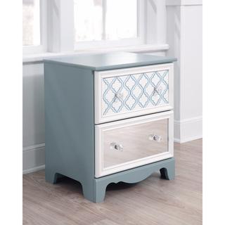 Signature Design by Ashley Mivara 2-drawer Reversible Panel Night Stand, Overstock.com