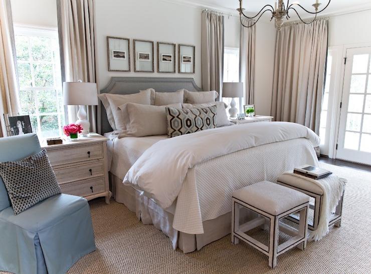 Ikea Malm  Drawer Chest Cottage Bedroom Lauren Liess Interiors