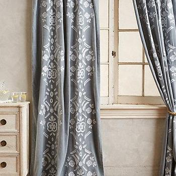 Ayar Curtain I Anthropologie
