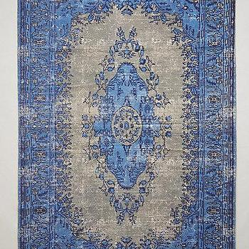 Printed Ziya Rug I Anthropologie