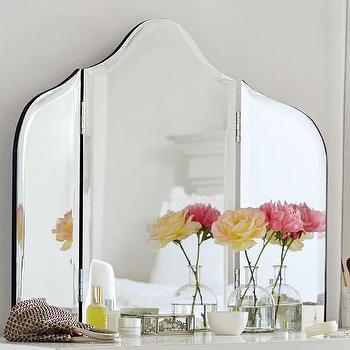 Maisie Vanity Mirror I Pottery Barn