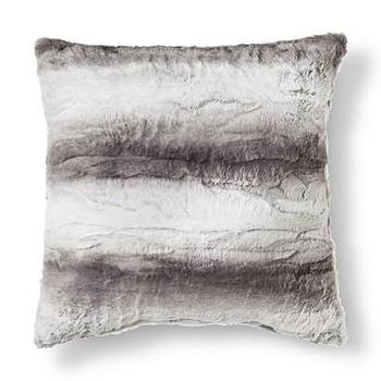Threshold Faux Fur Ombre Pillow I Target