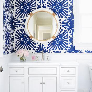 Nautical Mirrors, Transitional, Bathroom, Domaine Home