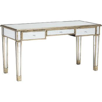 Jasmine Desk I High Fashion Home