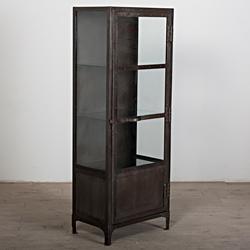 Kushinagar Glass Door Almirah (India) I Overstock.com