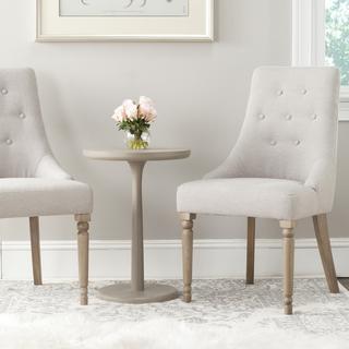 Safavieh Annabel Beige Dining Chair (Set of 2), Overstock.com