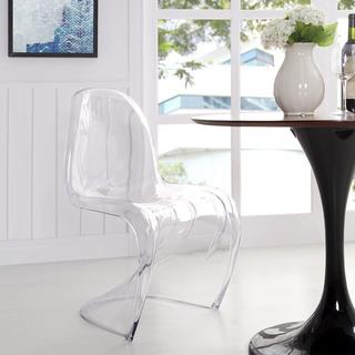 Clear Acrylic Dining/ Side Chair, Overstock.com