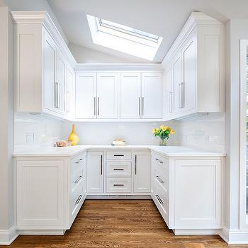 U Shaped Butlers Pantry, Contemporary, Kitchen, Clean Design Partners