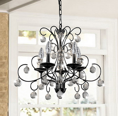 Pottery Barn Bellora Chandelier Reviews: Look 4 Less And Steals And Deals