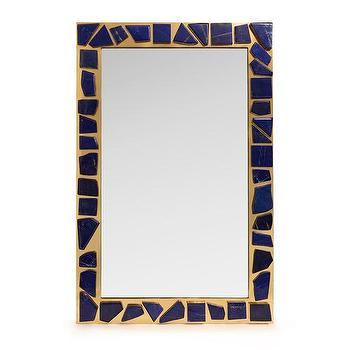 Laurel Mirror I Kelly Wearstler
