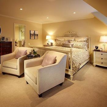 Modern, Bedroom