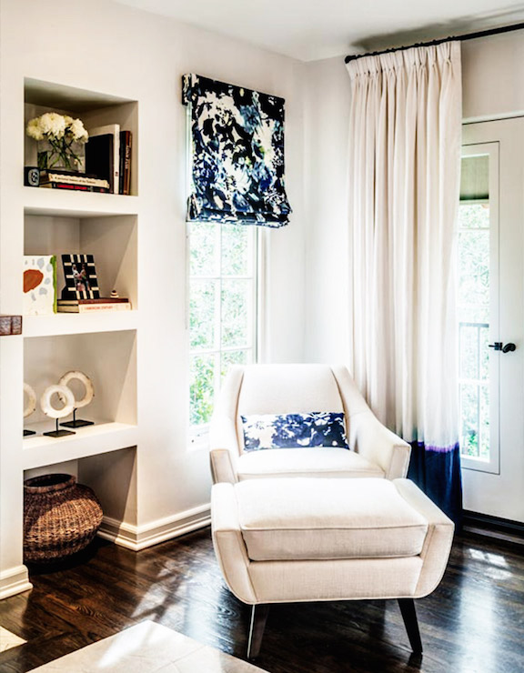 Bedroom reading corner ideas