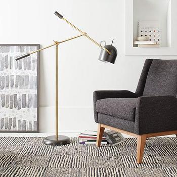 Kenneth Floor Lamp I West Elm