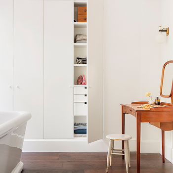 Inset Closets, Transitional, Bathroom, Ensemble Architecture
