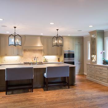 Gothic Lantern, Transitional, Kitchen, Libby Greene Interiors