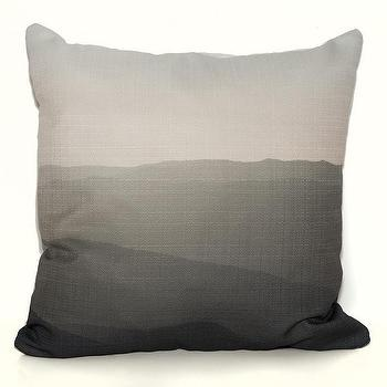 HIlls Throw Pillow designed by elise flashman I Burke Decor