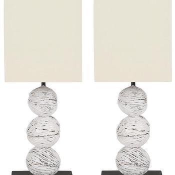Set of Two Samantha Mini Table Lamps I Burke Decor