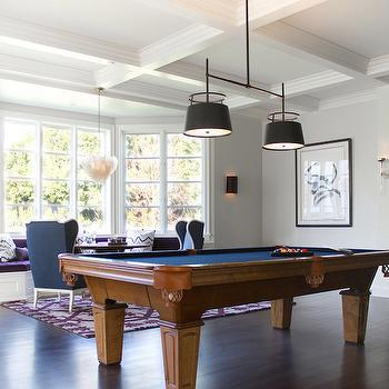 Game Room Ideas, Contemporary, Media Room, Jackson Page Interiors