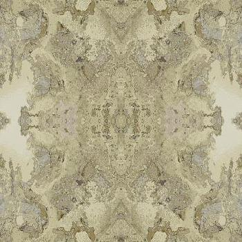 Inner Beauty Wallpaper in Taupe, Grey, and Cream, Burke Decor