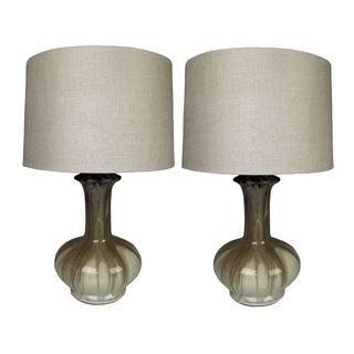 JT Lighting Ceramic Table Lamp (Set of 2), Overstock.com