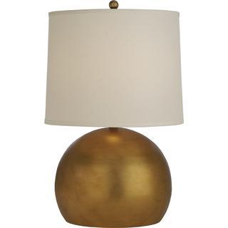 Latitude 1-light Antique Gold Table Lamp, Overstock.com