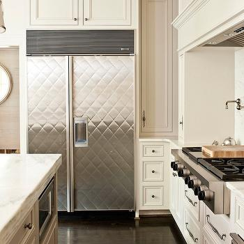 Under Cabinet Refrigerator, Transitional, Kitchen, Cantley and Company