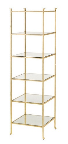 Currey and Company Delano Etagere Look for Less